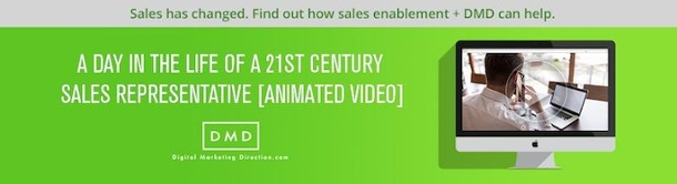 sales enablement animated video