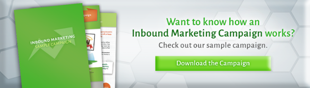 Sample Inbound Marketing Campaign