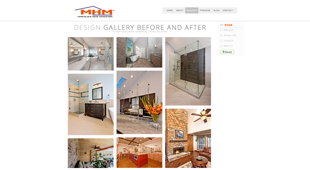 Marvelous Home Makeovers gallery